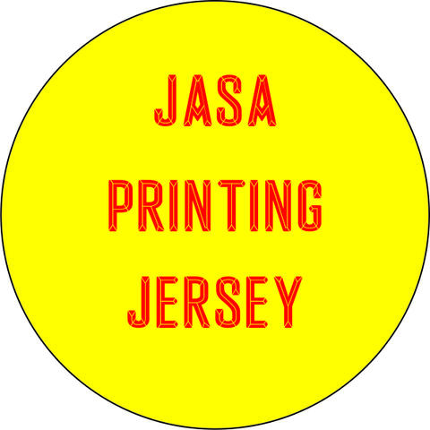 VENDOR TERIMA JASA SUBLIME PRINTING & PRESS TRANSFER PAPER KAIN POLYESTER