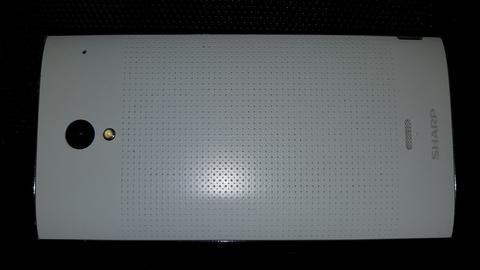 WTS : Sharp Aquos Crystal LTE GSM White 2nd