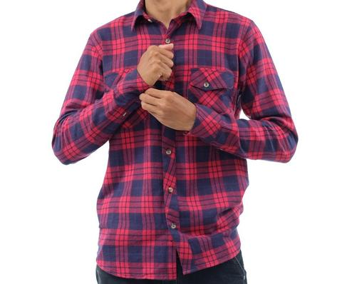 ORLEANS FLANNEL SHIRT BY NINENINE