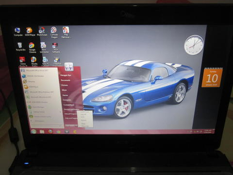 Acer 4741 Core i5 2.4 Ghz- Memory 2GB - 500GB HDD Normal murah