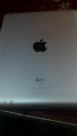Ipad 2 16GB Wifi only (plus modem bolt & smart cover ipad)