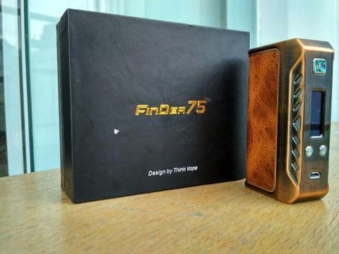 Mod only atau Paket Hemat Finder DNA75 Bronze Limited Edition