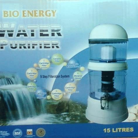 Bio Energy Water Purifier Pot 15 Lit,Filter Air Minum 100% Original Best Seller