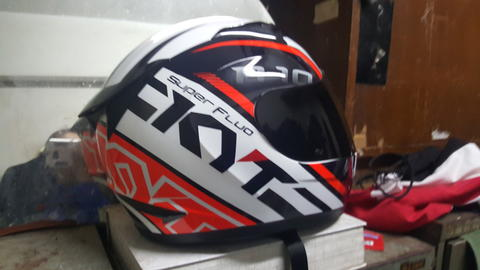 Helm Kyt Full Face R 10