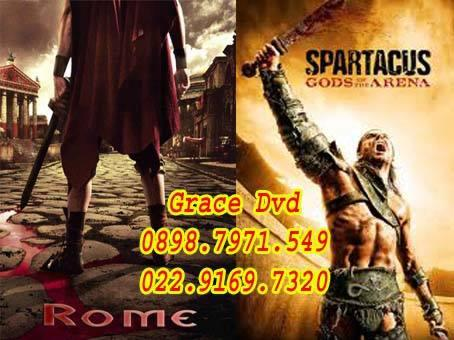 band of brothers & spartacus