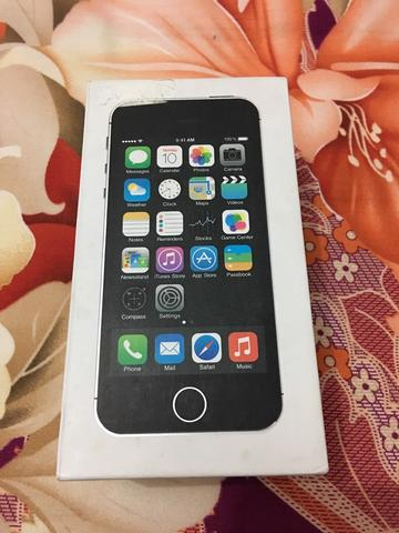 iPhone 5s 32gb Space Grey 2nd Mulus!