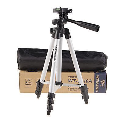 Tripod + Holder U Untuk Hp /Tripod Hp Original Best Seller