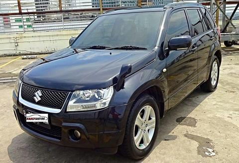 Grand vitara JLX 2007 / 2008 Matic Hitam Terawat – Handy Autos