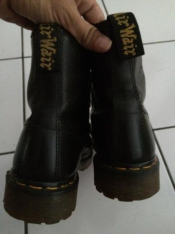 DR.MARTEEN 8 hole army MIE (dm, dokmar, red wings)