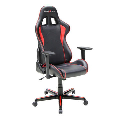 [JoJo CompTech] DXRacer Formula Series OH/FH08/NR Black Red Gaming Chair
