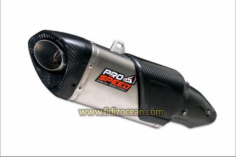 Prospeed Viper Full System Exhaust Ymaha MT-25 and R25