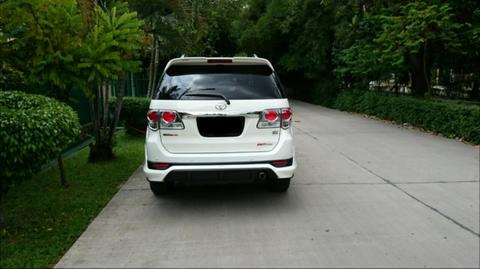 For sale Fortuner VNT TRD 2014 Diesel