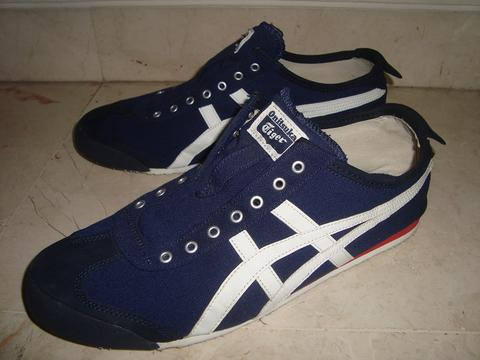 the best attitude 8fdc0 20eef ORIGINAL Onitsuka Tiger Mexico 66 Slip-on TH3K0N (Size US 11 / UK 45)