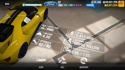csr 2 how to get gold and cash