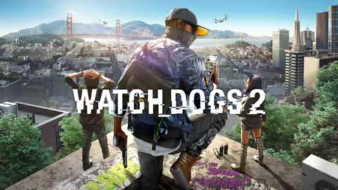 Watch Dogs 2 Nvidia code [UPLAY]