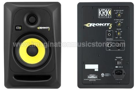 [IMAGINATION MUSIC STORE] Speaker Monitor Studio KRK Rokit RP5 G3