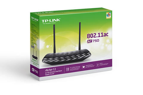 Router TP-Link Archer C2 Gigabit Router