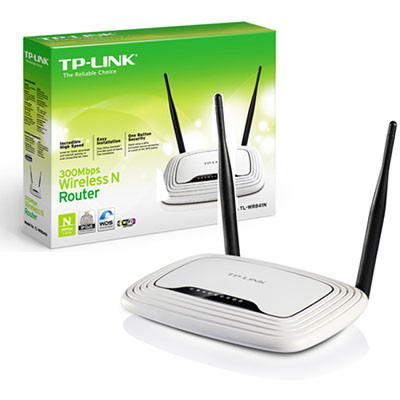 Router TP-Link WR841ND