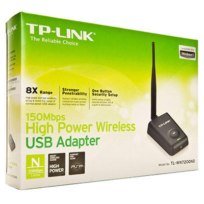 TP-Link WN7200ND [WiFi Adapter]