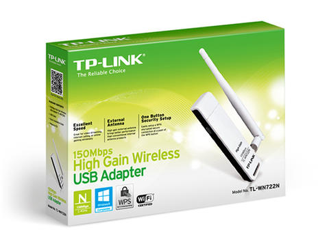 TP-Link WN722N [WiFi Adapter]