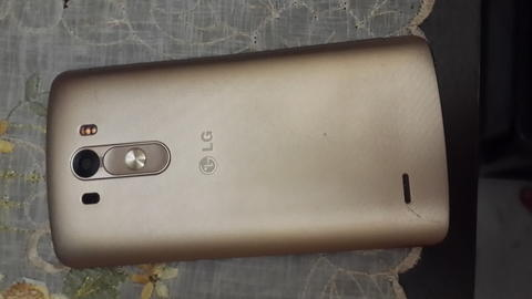 <Sby Only> LG G3 Gold Fullset (Mint Condition)