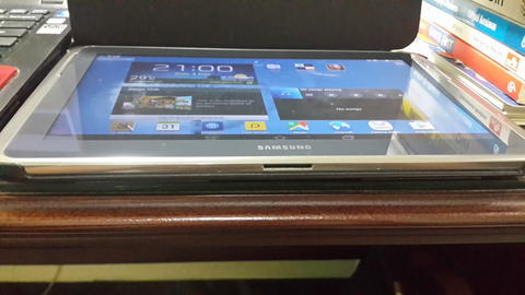<Sby Only> Samsung Galaxy Note 10.1 Batangan (Mint Condition)