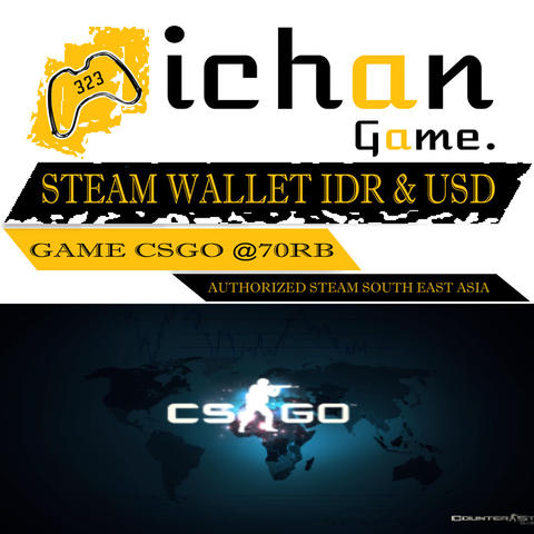 Key Game Counter Strike: Global Offensive (CSGO) Termurah !!! Authorized Steam :)