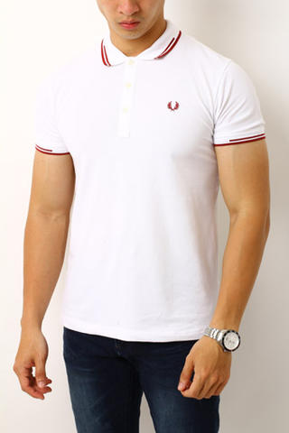 Polo Shirt Fred Perry Premium kode Psp Fred Perry 8