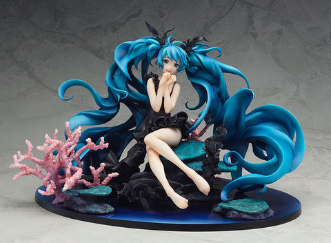 [Pre-order] Hatsune Miku: Deep Sea Girl Ver. 1/8 Figure (Vocaloid)