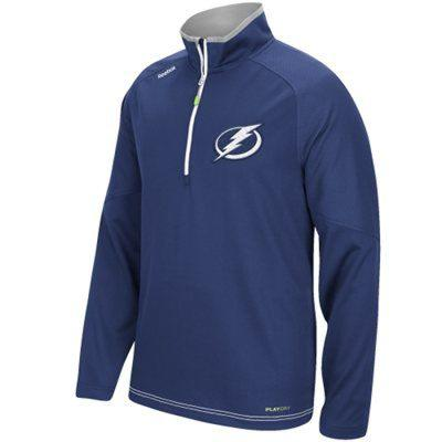 big size only ! Reebok Center Ice Play Dry 1/4 Zip jacket