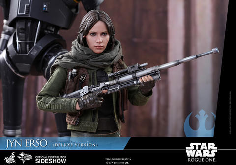 [Pre-order] Hot Toys Jyn Erso Deluxe Ver 1/6 Figure (Rogue One: A Star Wars Story)