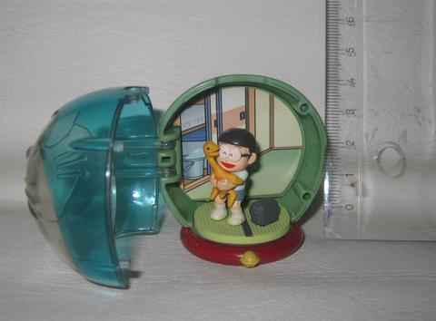 Action Figure Nobita Doraemon: Nobita's Dinosaur Mini Diorama Original Japan