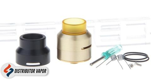 Goon LP Style RDA 24 MM By 528 Custom | Ultimate Gold Clone