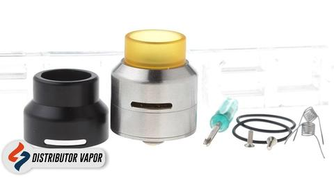 Goon LP Style RDA 24 MM By 528 Custom | Ultimate SS Clone