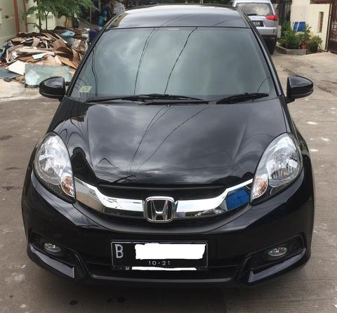 Over Kredit Honda Mobilio 2016 E Matic CVT Warna Hitam / Black
