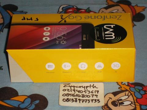 Jual Asus Zenfone GO ZB452KG Camera 5mp