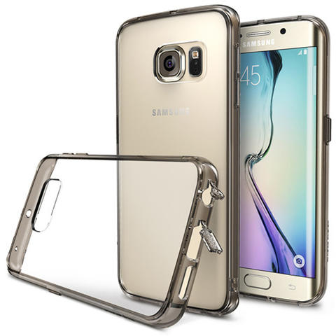 the best attitude 28b37 dbbb1 Military Case Samsung Galaxy S6 Edge - REARTH Ringke Fusion Original 100%