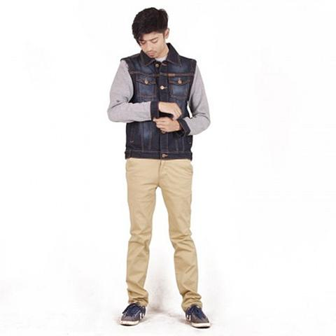 Jaket Denim X Jeans Cosmic