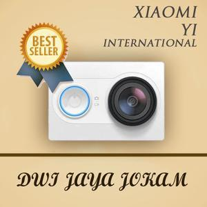 BNIB NEW XIAOMI YI INTERNATIONAL ACTION CAMERA WHITE FULL HD 1080P AMBARELLA A7