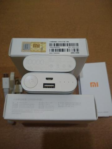 DISTRIBUTOR POWERBANK XIAOMI 100% ORIGINAL 10.000 MAH & SILIKON POWER BANK XIAO MI