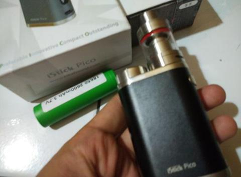 Istick pico + serpent mini murah