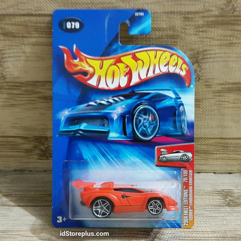 Jual Hot Wheels Tooned Lamborghini Countach 2004 First Editions 79