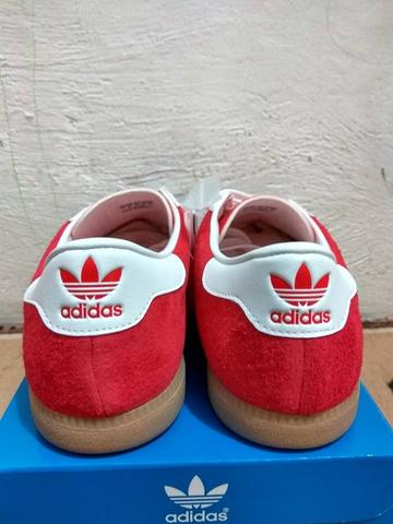 TERJUAL Adidas Athen Red Size? Exclusive