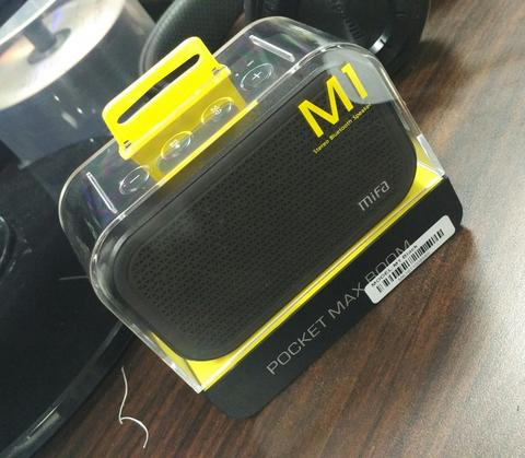 Speaker portable xiaomi Mifa (microSD ready) - Black