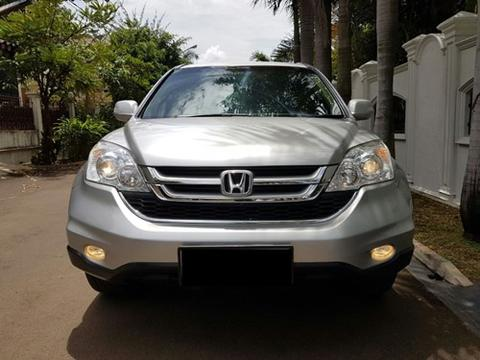 Honda CRV 2.4 AT Fc.Lift 2010 (TDP 18JT low KM service record)
