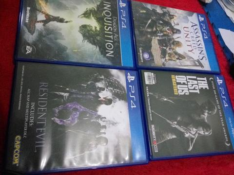 Ps4 games murah meriah