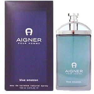 HARGUMS Etinne Aignef Blue Emotion Men EDT 100ml Original Eropa
