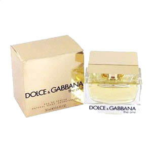 HARGUMS Dolce & Gabanna The One for Women EDP 75ml Original Eropa