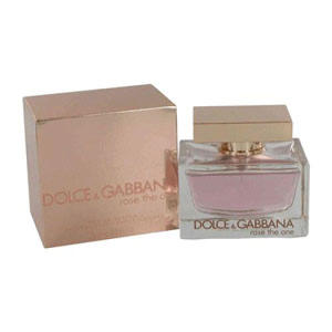 HARGUMS Dolce & Gabanna Rose The One EDP 75ml Original Eropa
