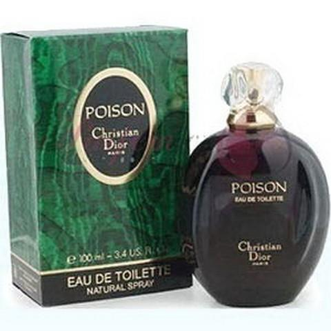 HARGUMS Christian Dior Poison for Women EDP 100ml Original Eropa